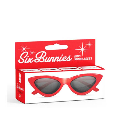 GAFAS DE SOL NIÑO/A SIX BUNNIES KIDS CAT EYE SUNGLASSES