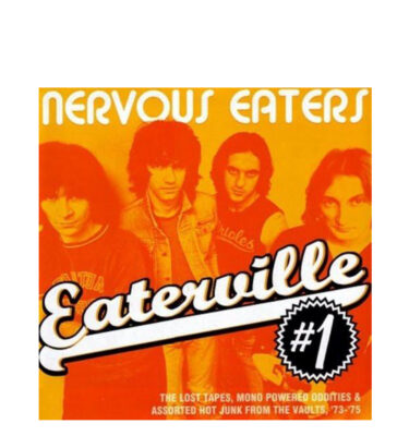 "NERVOUS EATERS ""EATERVILLE"""