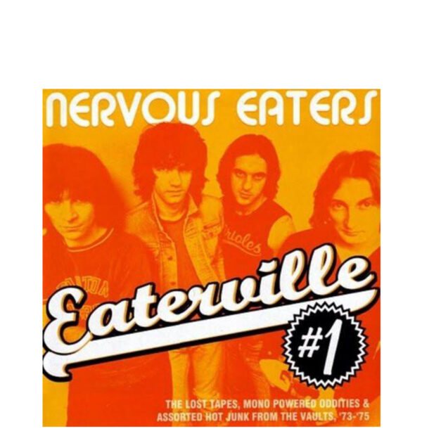 """NERVOUS EATERS """"EATERVILLE"""""""