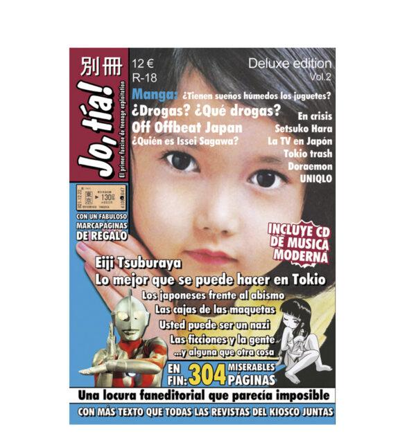 Jo, tía! Especial Japón vol. 2