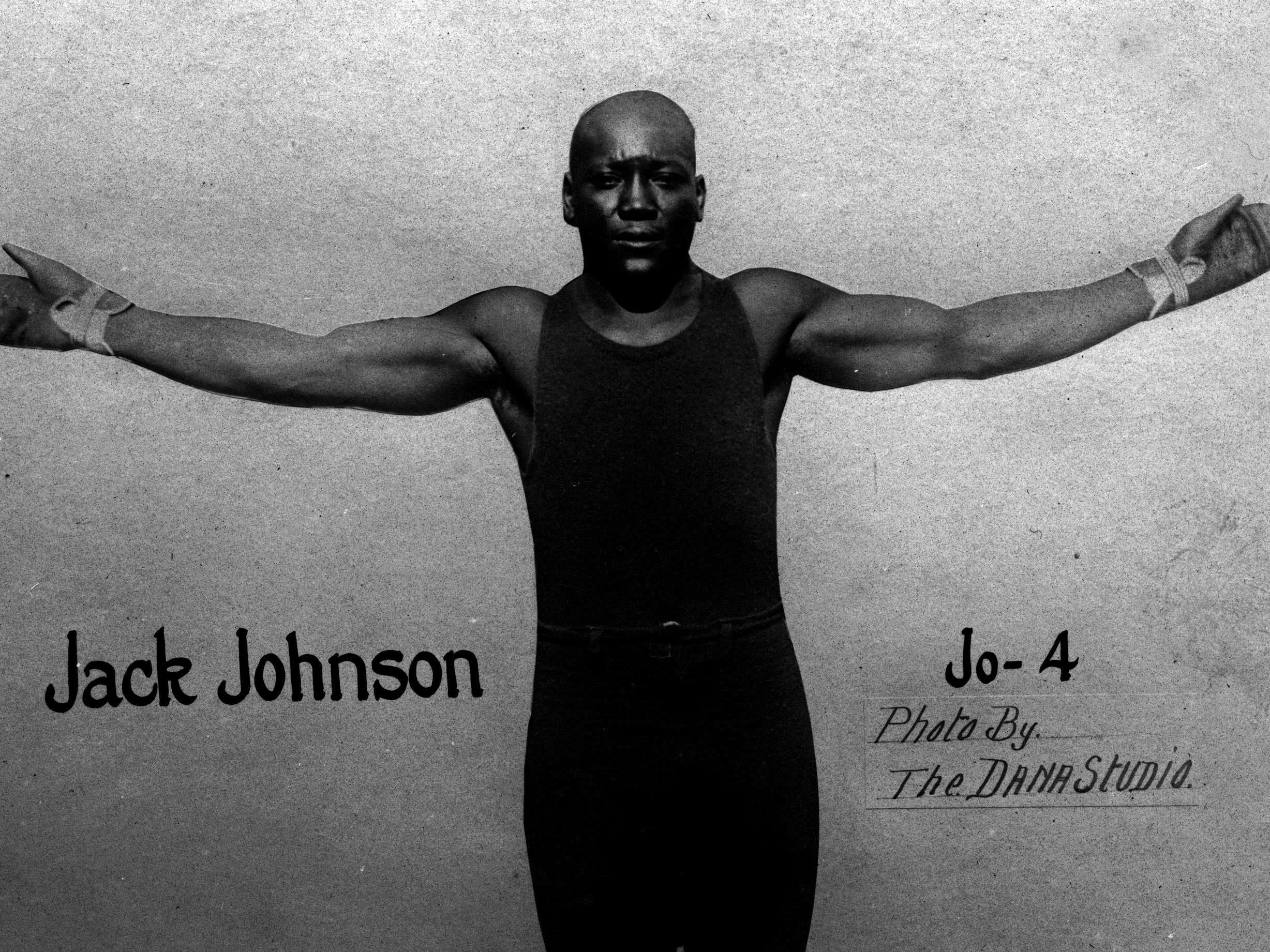 JACK JOHNSON, EL PRIMER ICONO POP DEL PUEBLO AFROAMERICANO