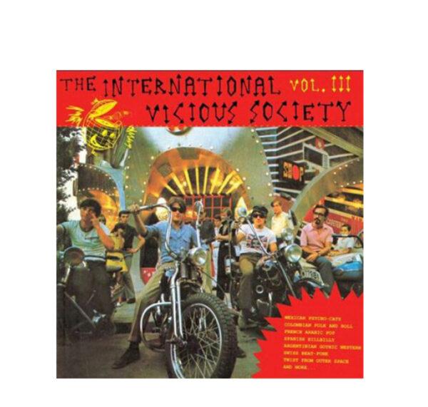 THE INTERNATIONAL VICIOUS SOCIETY, VOL 3