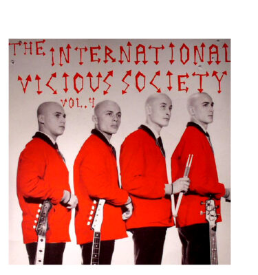 THE INTERNATIONAL VICIOUS SOCIETY, VOL. 4
