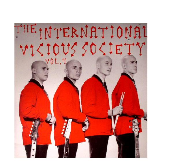THE INTERNATIONAL VICIOUS SOCIETY, VOL. 4