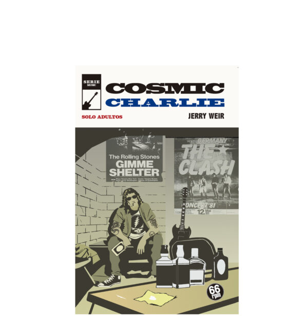 COSMIC CHARLIE, JERRY WEIR