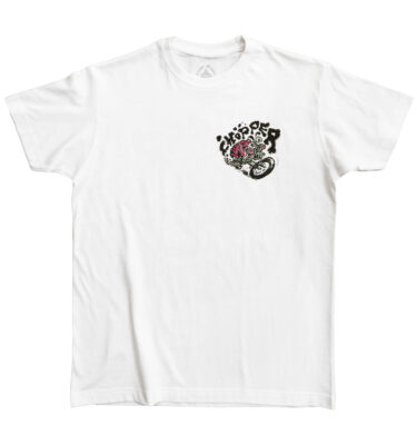 CAMISETA CHOPPER MONSTER CEREBRO LOCO