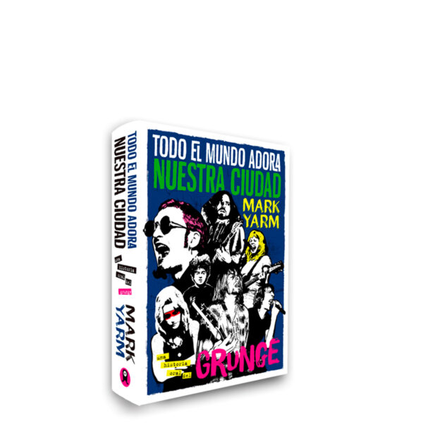 TODO EL MUNDO ADORA NUESTRA CIUDAD , MARK YARM