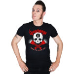 CAMISETA KREEPSVILLE 666 GOOSEBUMPS UNDER THE COVERS CLUB T-SHIRT