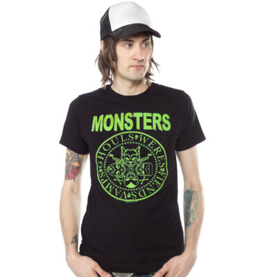 CAMISETA KREEPSVILLE 666 RAMONSTERS T-SHIRT