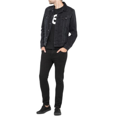 CAZADORA VAQUERA LEE® SLIM RIDER JACKET BLACK