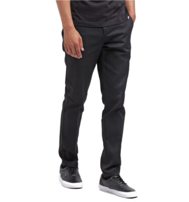 PANTALÓN DICKIES SLIM FIT WORK PANT - CHINOS BLACK