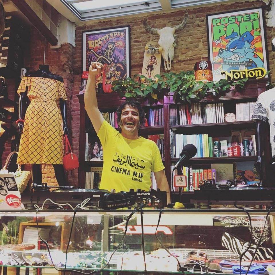 CHOPPER MONSTER RADIO SHOW! A qué suena Malasaña por Javichu Moya.