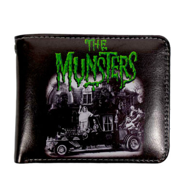 CARTERA MUNSTER FAMILY COACH BILLFOLD WALLET