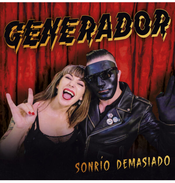 GENERADOR - SONRÍO DEMASIADO