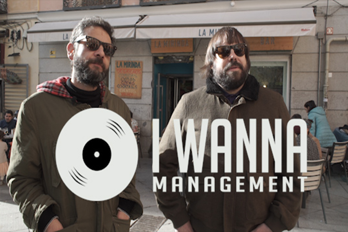 ENTREVISTA CON I WANNA MANAGEMENT, 25 ANIVERSARIO
