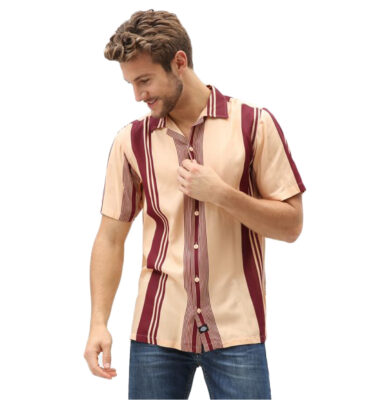 CAMISA DICKIES FOREST PARK MEN'S SHORT-SLEEVED SHIRT