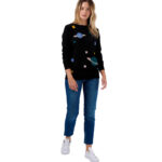 JERSEY SUGARHILL RITA COSMIC GIRL SWEATER